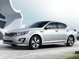 Kia Optima Hybrid EU-spec (TF) 2014 photos