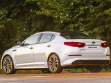 Photos of Kia Optima (TF) 2013