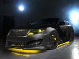 Pictures of Kia Optima Batman (TF) 2012