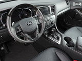Pictures of Kia Optima SX Limited (TF) 2012–13