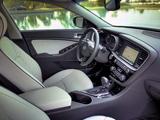 Pictures of Kia Optima Hybrid (TF) 2014