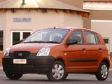 Images of Kia Picanto ZA-spec (SA) 2004–08