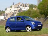 Kia Picanto (SA) 2004–07 photos