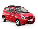Kia Picanto Zipp! (SA) 2006 wallpapers