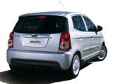 Kia Picanto (SA) 2009–11 pictures