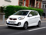 Kia Picanto EcoDynamics 3-door (TA) 2011 images