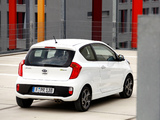 Kia Picanto EcoDynamics 3-door (TA) 2011 pictures