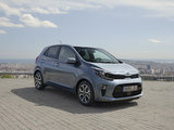 Kia Picanto EcoDynamics 2017 photos