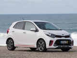 Kia Picanto GT Line 2017 wallpapers