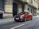 Kia Picanto EcoDynamics 2017 wallpapers