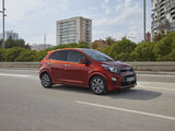 Photos of Kia Picanto EcoDynamics 2017