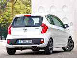 Pictures of Kia Picanto EcoDynamics 3-door (TA) 2011