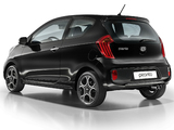 Kia Picanto 3-door (TA) 2011 wallpapers