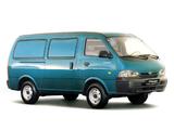 Kia Pregio Van 1997–2003 images