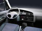 Kia Pregio Van 2003 photos