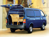 Kia Pregio Van 1997–2003 wallpapers
