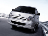 Kia Pregio Van 2003 wallpapers