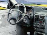 Pictures of Kia Pride 5-door 1987–2000