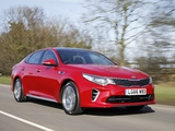 Kia Optima GT Line S UK-spec (JF) 2017 wallpapers
