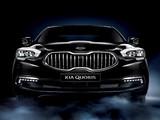 Kia Quoris 2012 pictures