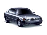Pictures of Kia Regal 2002–05