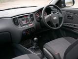 Images of Kia Rio Hatchback UK-spec (JB) 2009–11