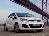 Images of Kia Rio 5-door EcoDynamics (UB) 2011