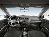 Images of Kia Rio 5-door CIS-spec (QB) 2012