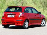 Kia Rio Hatchback by Nika (JB) 2005–09 photos
