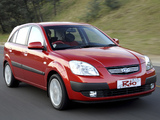 Kia Rio Hatchback ZA-spec (JB) 2005–08 wallpapers