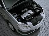 Kia Rio Hybrid (JB) 2007–08 images