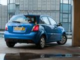Kia Rio Hatchback UK-spec (JB) 2009–11 images