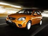 Kia Rio Hatchback AU-spec (JB) 2009–11 images