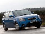 Kia Rio Hatchback UK-spec (JB) 2009–11 photos