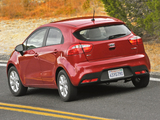 Kia Rio 5-door US-spec (UB) 2011 images