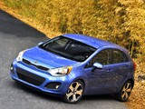 Kia Rio 5-door US-spec (UB) 2011 photos
