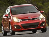 Kia Rio 5-door US-spec (UB) 2011 pictures