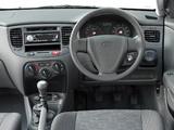 Photos of Kia Rio Hatchback UK-spec (JB) 2005–09