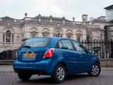 Photos of Kia Rio Hatchback UK-spec (JB) 2009–11