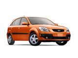 Pictures of Kia Rio Hatchback (JB) 2005–09