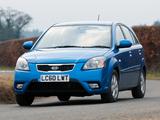 Pictures of Kia Rio Hatchback UK-spec (JB) 2009–11