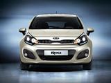 Pictures of Kia Rio 5-door (UB) 2011