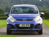 Pictures of Kia Rio 3-door EcoDynamics UK-spec (UB) 2012