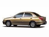Kia Rio Sedan (DC) 2000–02 wallpapers