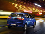 Kia Rio 5-door CIS-spec (QB) 2012 wallpapers