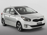 Images of Kia Rondo AU-spec 2012