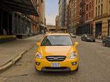 Kia Rondo Taxi Cab Concept 2007 photos