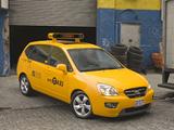 Kia Rondo Taxi Cab Concept 2007 pictures