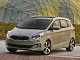 Kia Rondo 2013 wallpapers