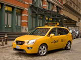 Photos of Kia Rondo Taxi Cab Concept 2007